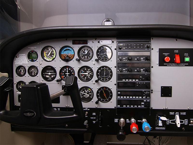 CESSNA 172 EN – Flywithsim