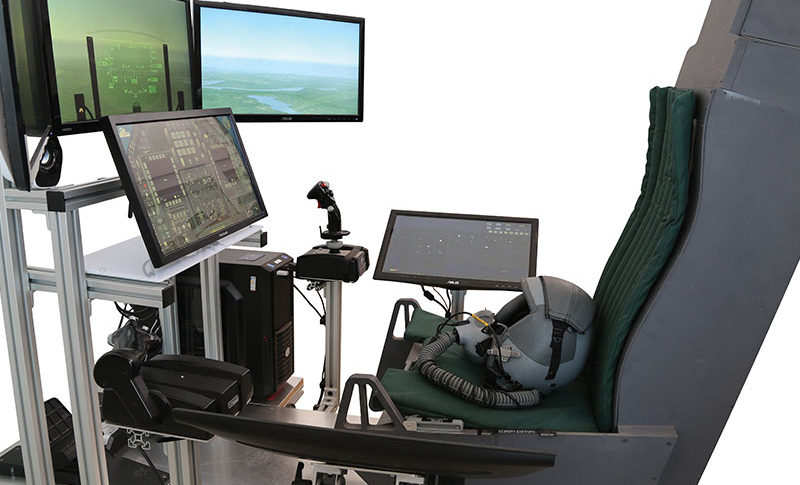F16 Touch Trainer